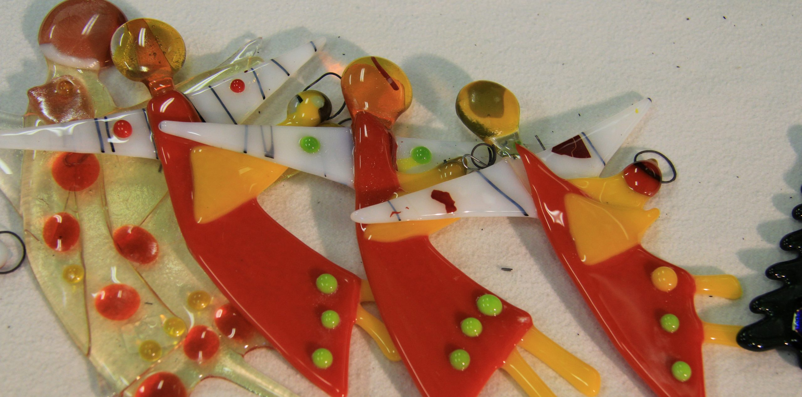 Sun catchers and Ornaments